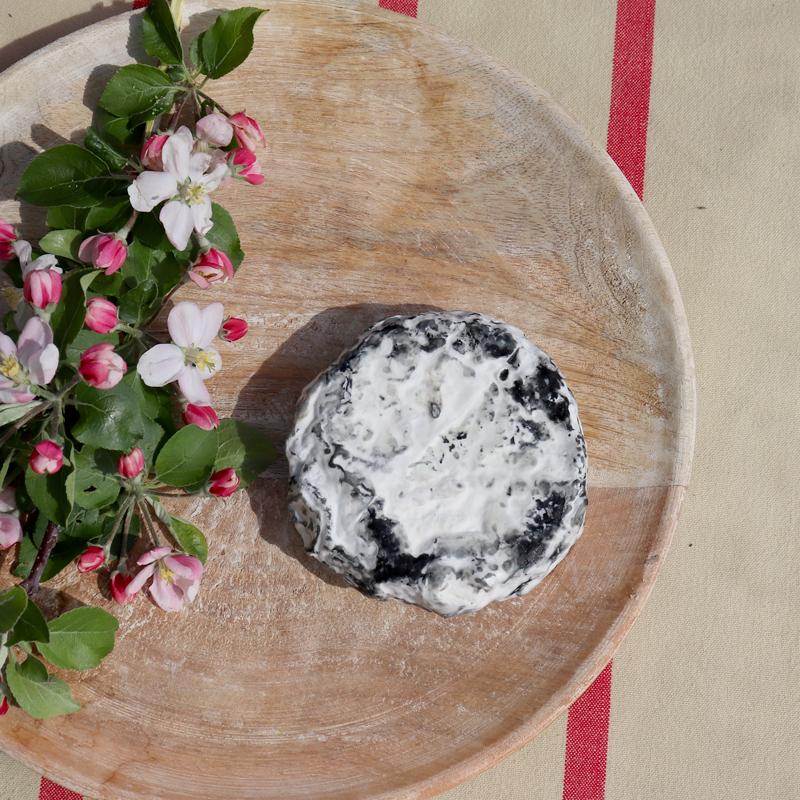 Formaggetta-d-Uò-cascina-isidoraFormaggetta-fresca-di-capra-carbone-vegetale-Ovada-Alessandria-piemonte